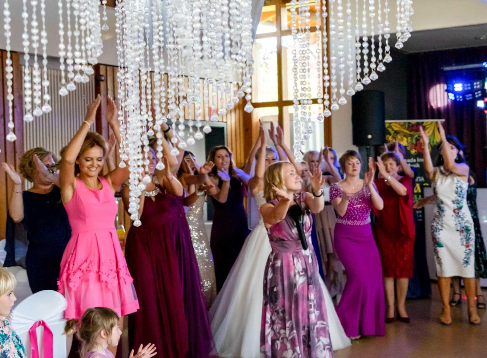 Hochzeitsmoderation Thema: Fifty shades of luck