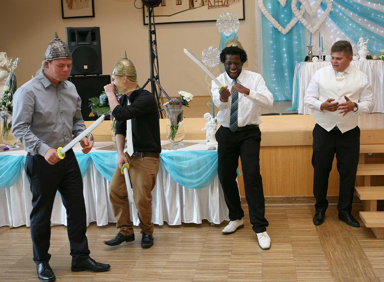 Hochzeitsmoderation Thema: Die Märchenhochzeit